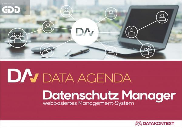 Data Agenda Datenschutz Manager